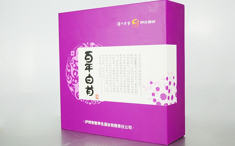 泸州老窖养生酒业:百年乐虎app官网和之美礼盒装